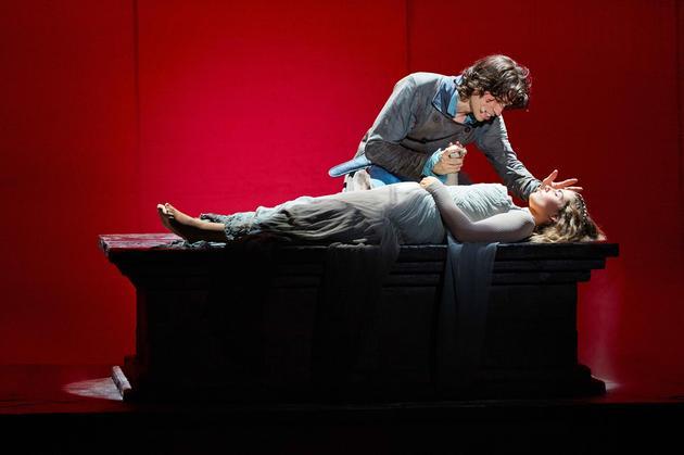 法国音乐剧《罗密欧与朱丽叶》将亮相京城
