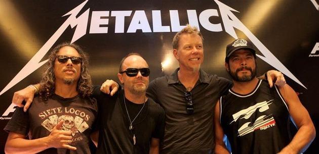 Metallica考虑录制翻唱专辑