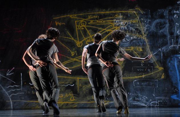 《地图》《声希》展现现代舞别样魅力