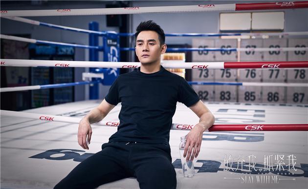 王凯拳击图