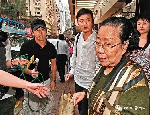 """甘比的低调令刘老太十分赞赏,于是亲自去医院看望甘比女儿,为孙女""""正名分"""""""