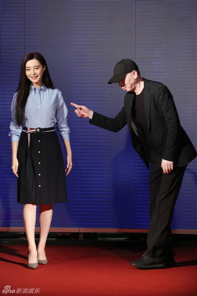 冯小刚执导《我不是潘金莲》亮相金马奖
