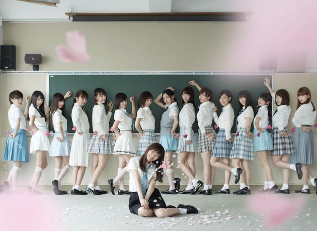 AKB48资料图