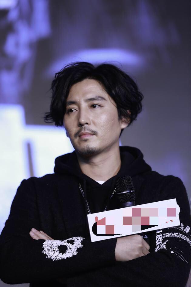 邰伟扮演者王泷正