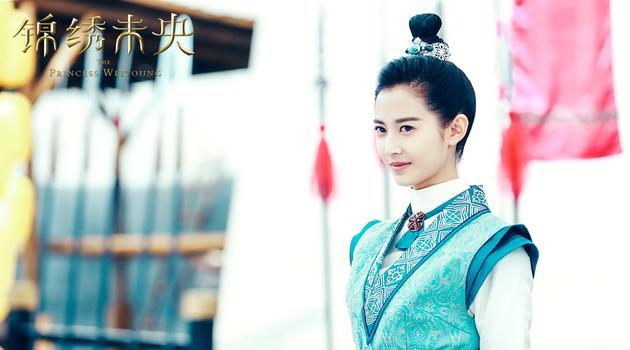 女扮男装俊俏九公主陈钰琪