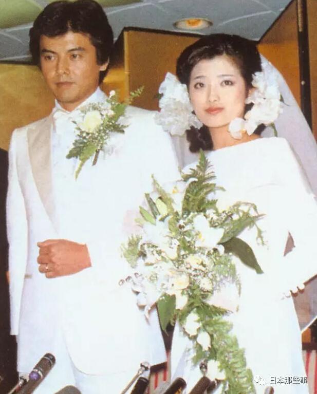 三浦友和和山口百惠夫妻