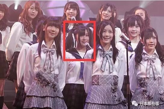 小野惠令奈和AKB48其他成员