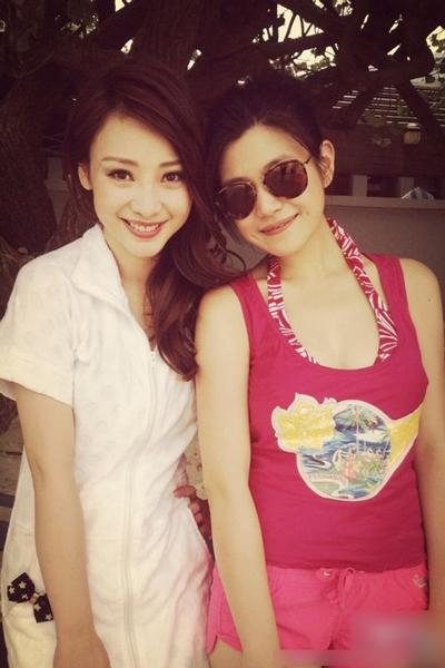 陈妍希与柳岩