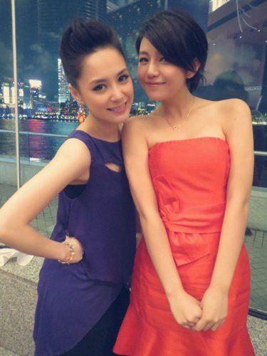 陈妍希与阿娇