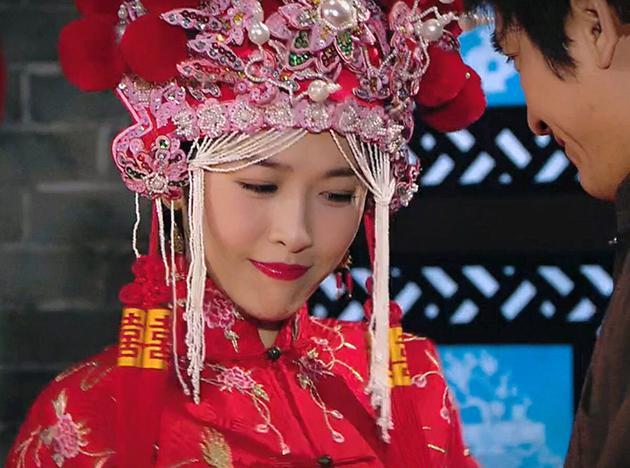 周丽淇参演《流氓皇帝》