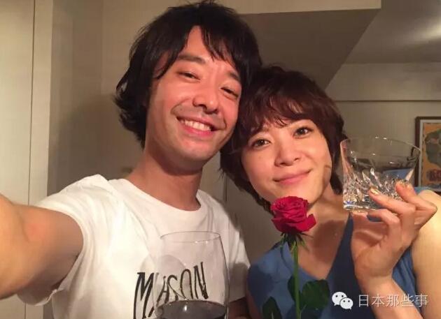 上野树里&和田唱夫妇