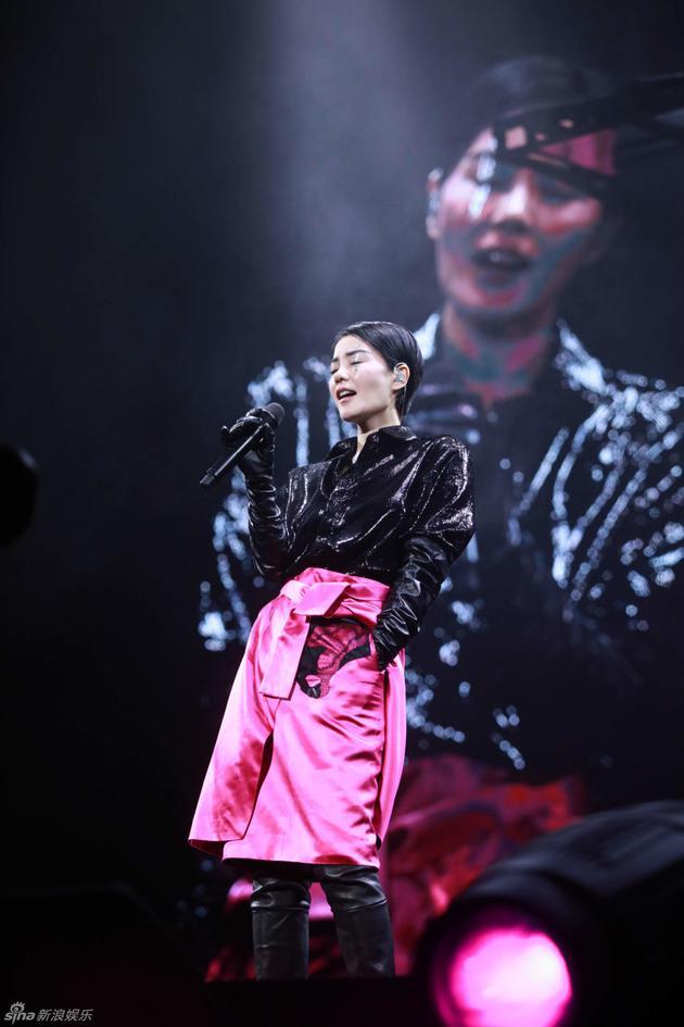 王菲30日开唱