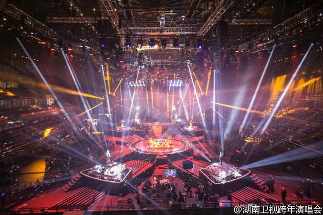 湖南卫视跨年演唱会场地