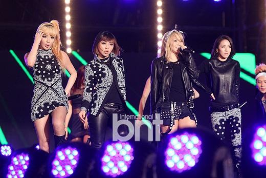 2NE1三成员合体发新曲道别 孔敏智不参与