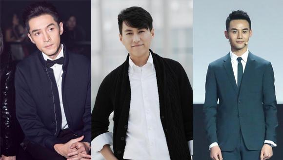 胡歌、靳东、王凯