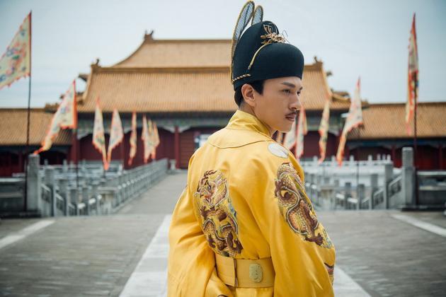 """《极品家丁》马敬涵饰演皇帝""""朱瞻基"""""""