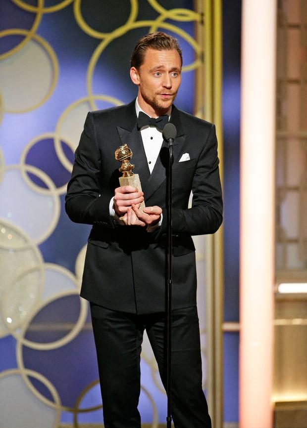 抖森在金球奖发言被批评