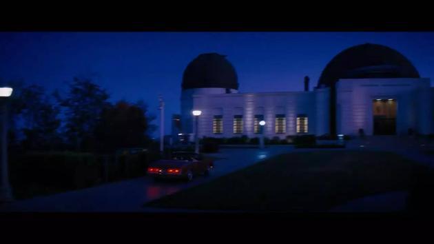 《爱乐之城》中的格里菲斯天文台