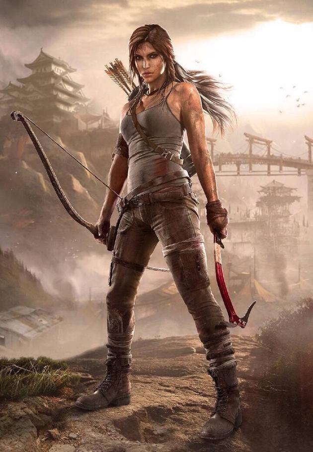 新版《古墓丽影》电影也承接了新版游戏的风格