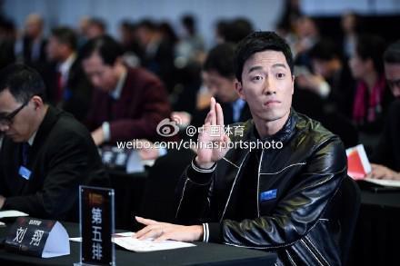 刘翔是总评评委之一