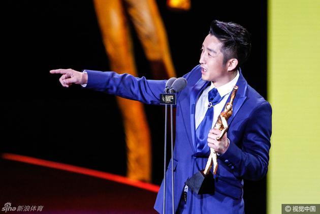 年度最佳非奥运动员 邹市明