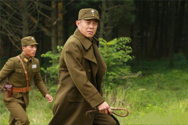 《宜昌保卫战》剧照