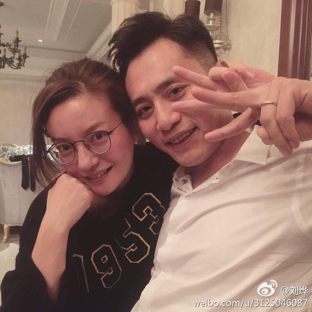 刘烨与赵薇