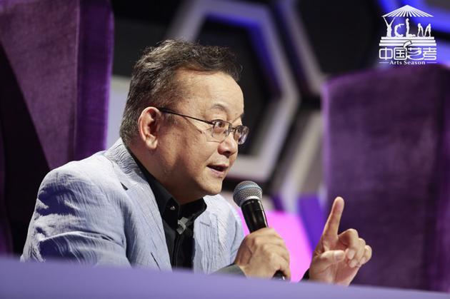 王刚出任中国艺考明星导师