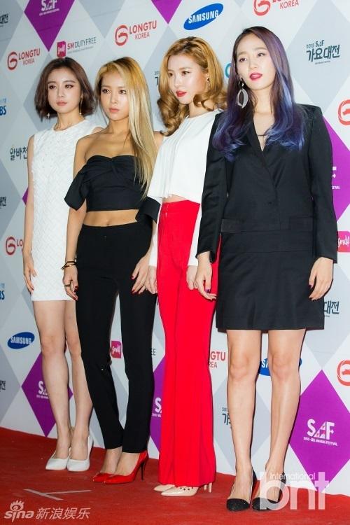 韩国女团Wonder Girls