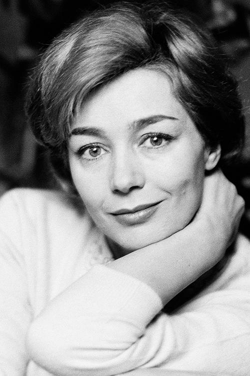 法国女演员埃玛妞·丽娃