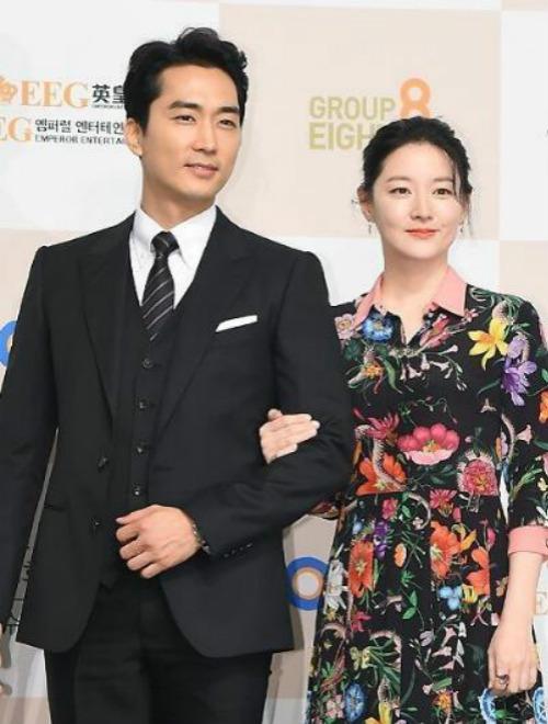 宋承宪与李英爱合作新剧
