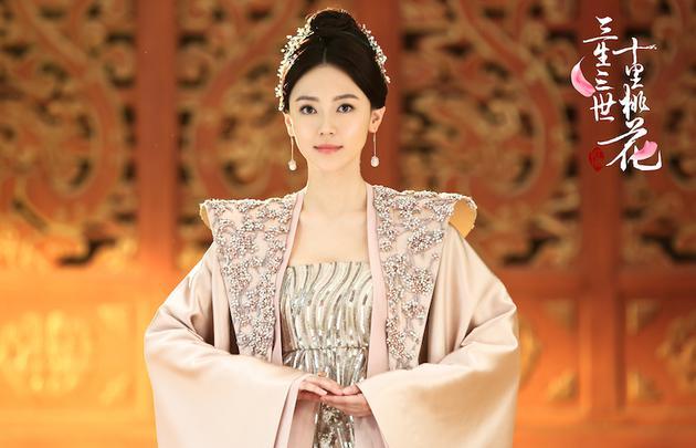 《三生三世》素锦上线 黄梦莹因妒黑化