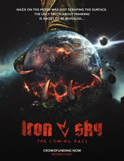 《钢铁苍穹2·即临物种》海报