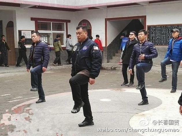 《新闻联播》前主播张宏民变太极拳高手