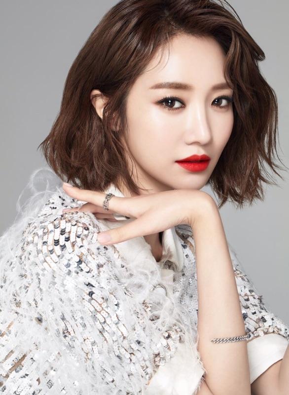《她很漂亮》高俊熙签约yg 公认短发最美图片