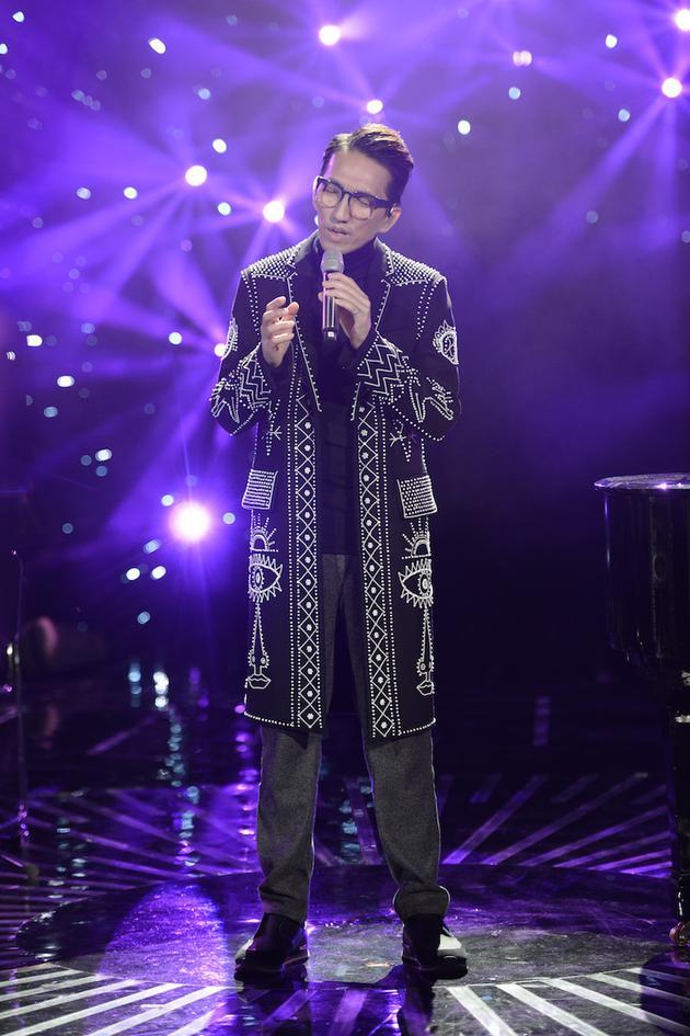 林志炫称《歌手》如初恋