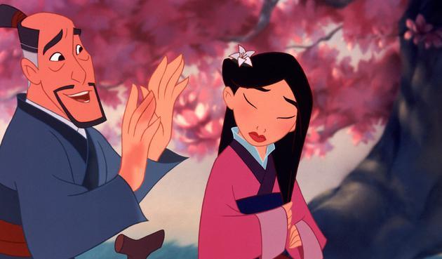 迪士尼和索尼都在筹拍真人版《花木兰》