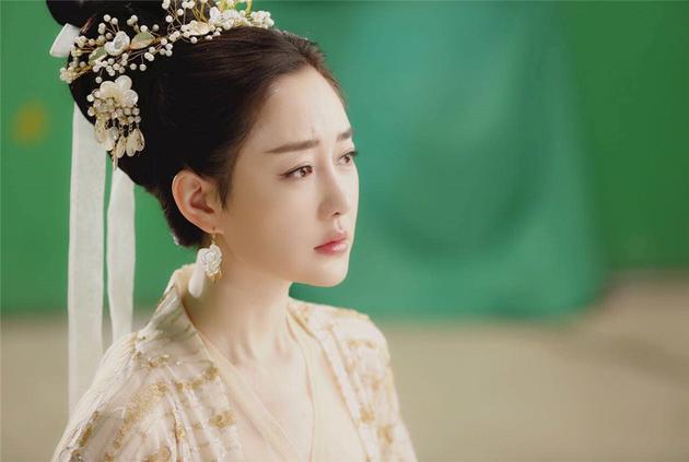 刘晓晔《三生三世十里桃花》出演乐胥娘娘