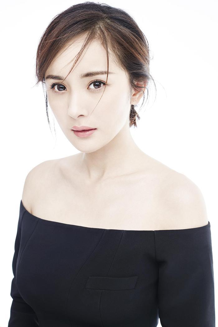 演员杨幂素颜照大全