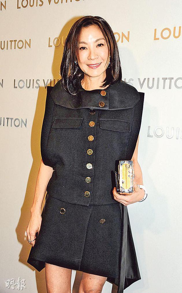 杨紫琼将赴约旦拍戏,不担心安全问题