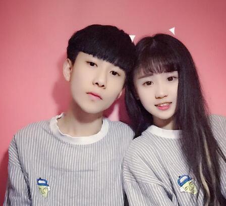王乐乐与女友