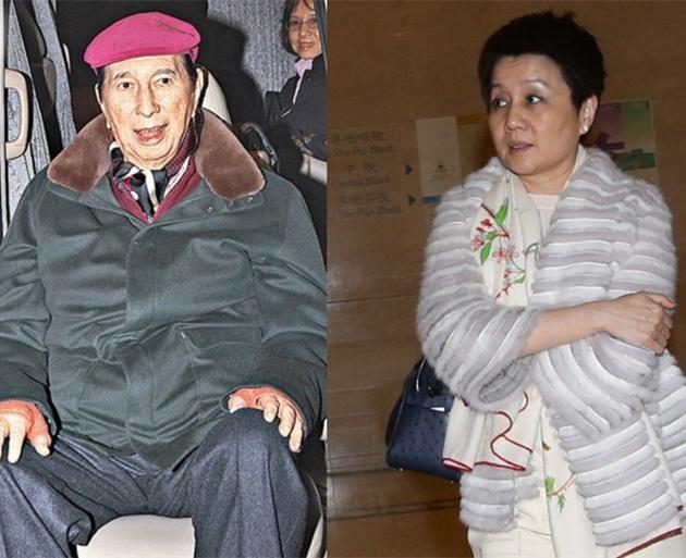 95岁赌王何鸿燊突然入院 四太:例行检查