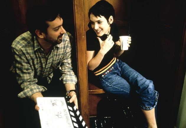 曼高德与《移魂女郎》主演薇诺娜·赖德