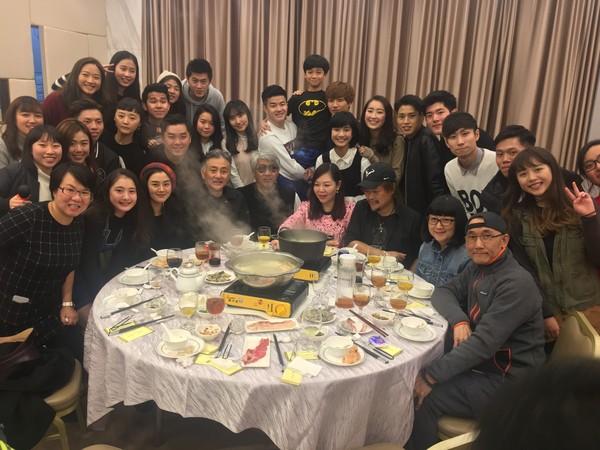 《热血合唱团》谢师宴