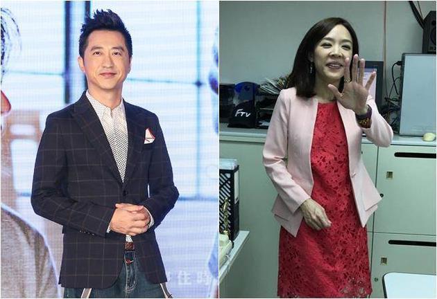 庾澄庆与妻子