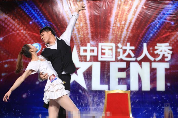 《中国达人秀》也是灿星团队的节目(资料图片)