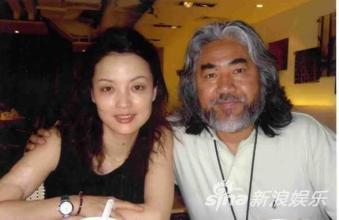 张纪中和樊馨蔓(资料图)