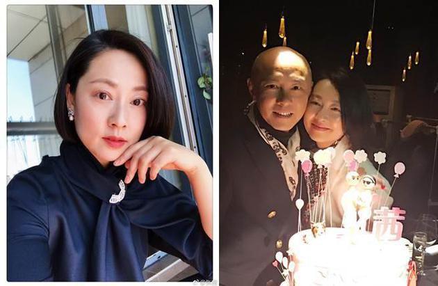 张卫健和妻子张茜结婚多年,感情依旧幸福