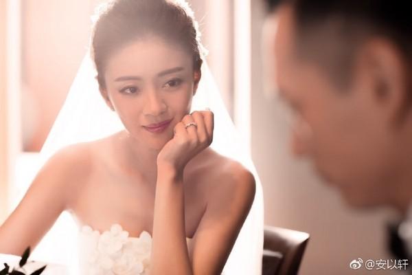 安以轩宣布结婚 男方为百亿CEO陈荣炼