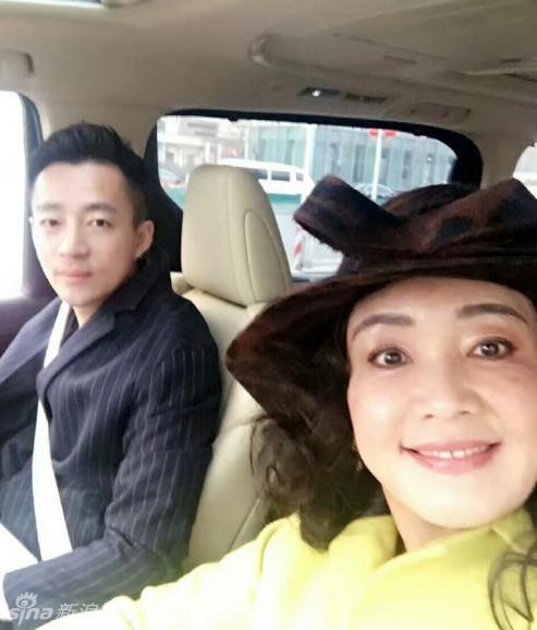 汪小菲和母亲张兰